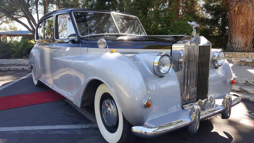 Claremont Vintage Limousines cover