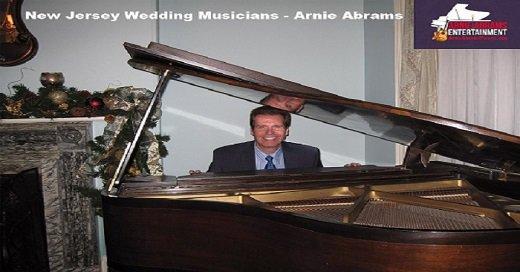 Wedding Ceremony Music NJ - Arnie Abram Spianist cover