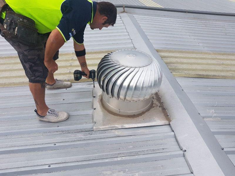 Roof Vents Australia PTY LTD cover