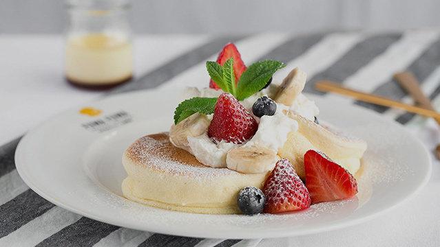 Fuwa Fuwa Japanese Pancakes cover