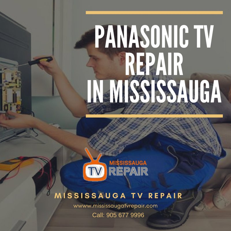 Mississauga TV Repair cover