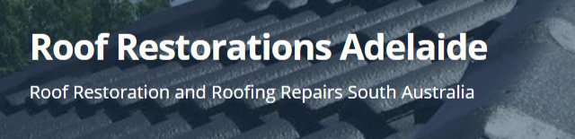 Roof Restorations Adelaide cover