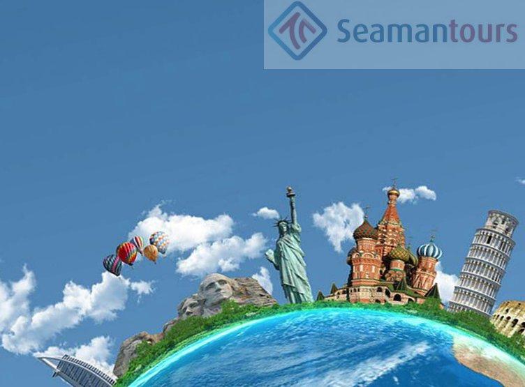 Seaman Tours cover