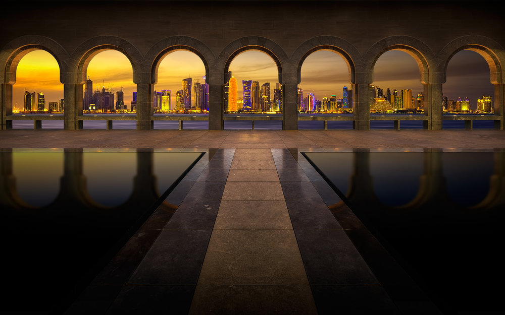 Doha cover