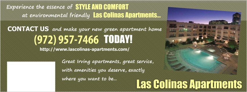 Las Colinas Apartments cover