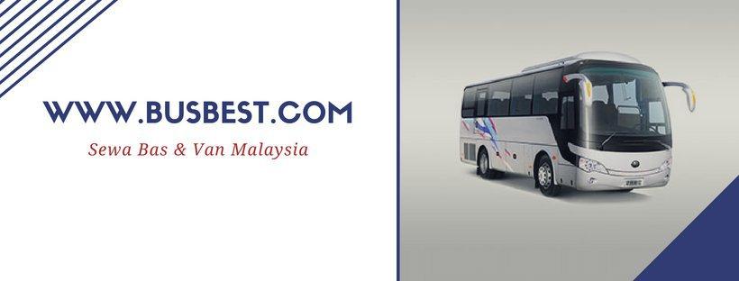 Easy Coach Bus & Van Rental Malaysia cover