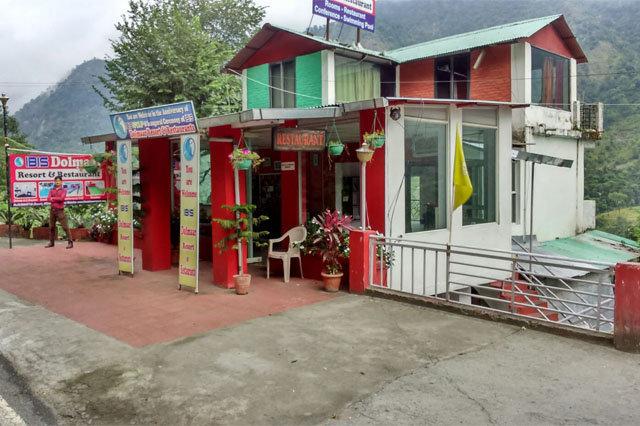 dolmaar resort cover