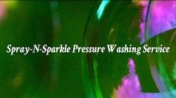 Spray-N-Sparkle cover