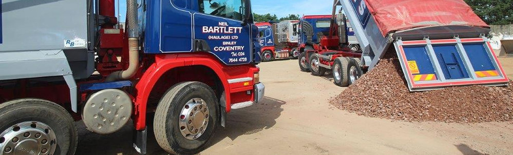 Bartlett Aggregates cover