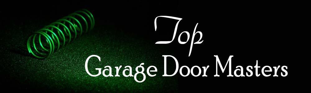 Top Garage Door Masters cover