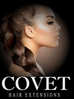 Covet Hair Extensions cover