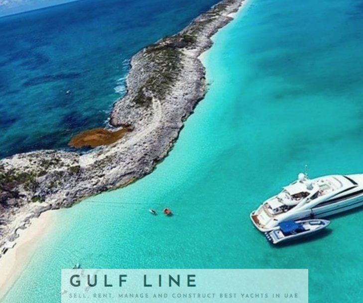 Luxury Yacht Rental - Gulf Line cover