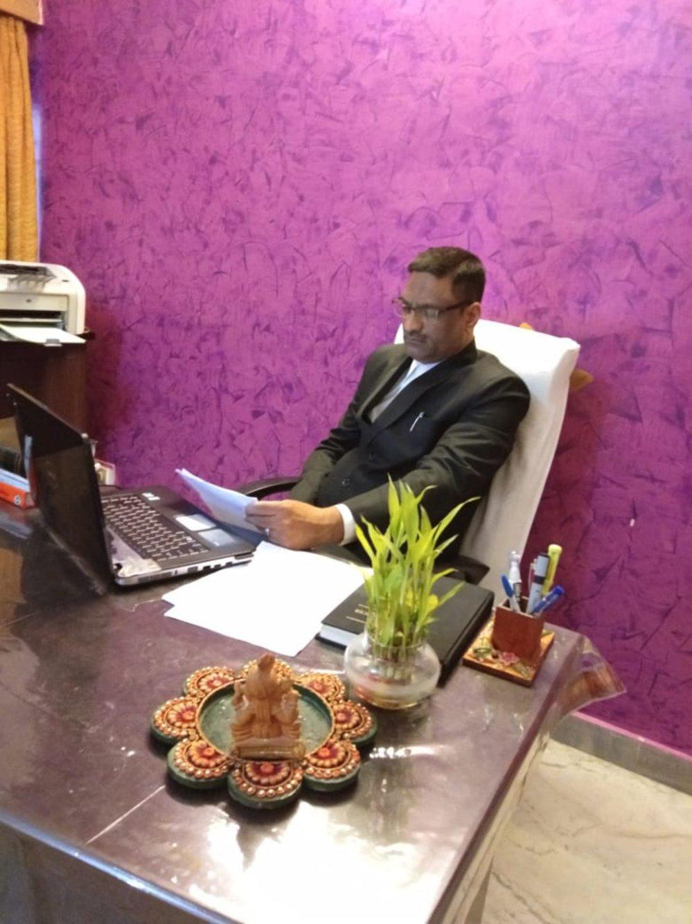 Ashwani Kumar Sharma - Advocate in Jaipur cover