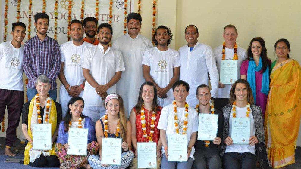 Anadi Yoga Centre cover