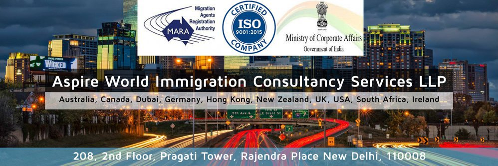 Aspire World Immigration Consultancy Services LLP cover