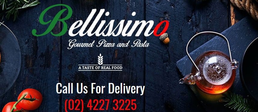 Bellissimo Gourmet Pizza & Pasta cover
