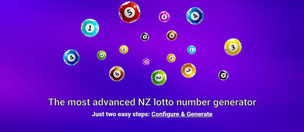 The most advanced New Zealand Lotto and Powerball tools cover