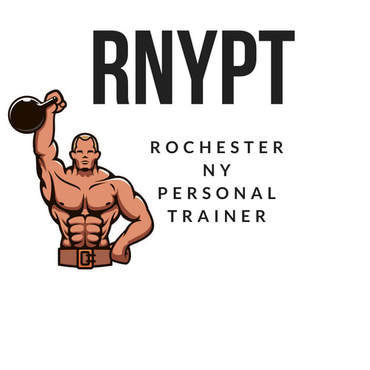 Rochester NY Personal Trainer cover