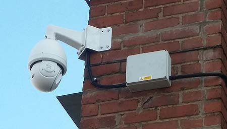 Protect CCTV cover