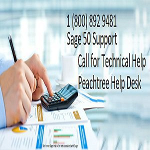 Sage 50 Tech Support Phone Number cover