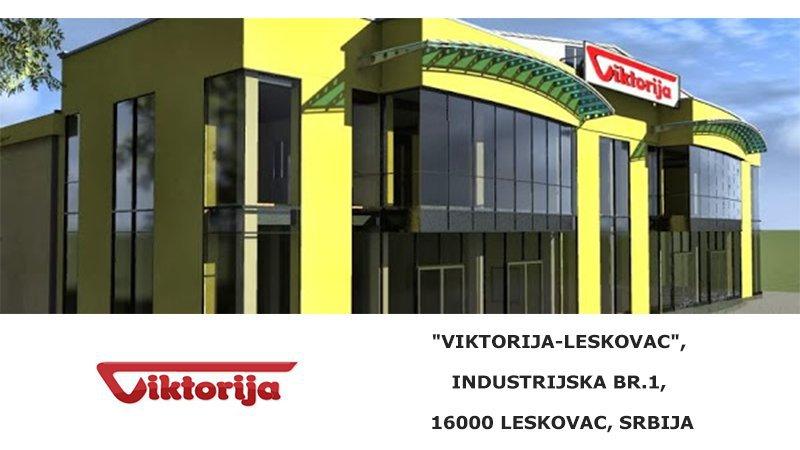 Viktorija Leskovac cover