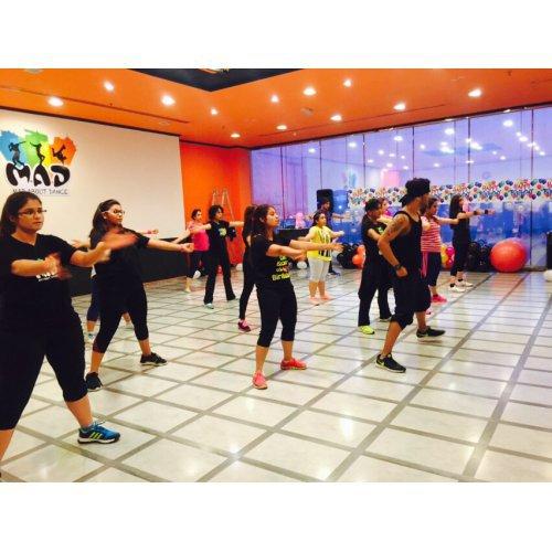 Dance classes in Dubai cover