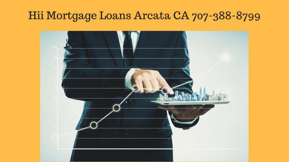 Hii Mortgage Loans Arcata CA cover