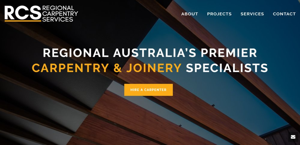 Regional Carpentry Services cover