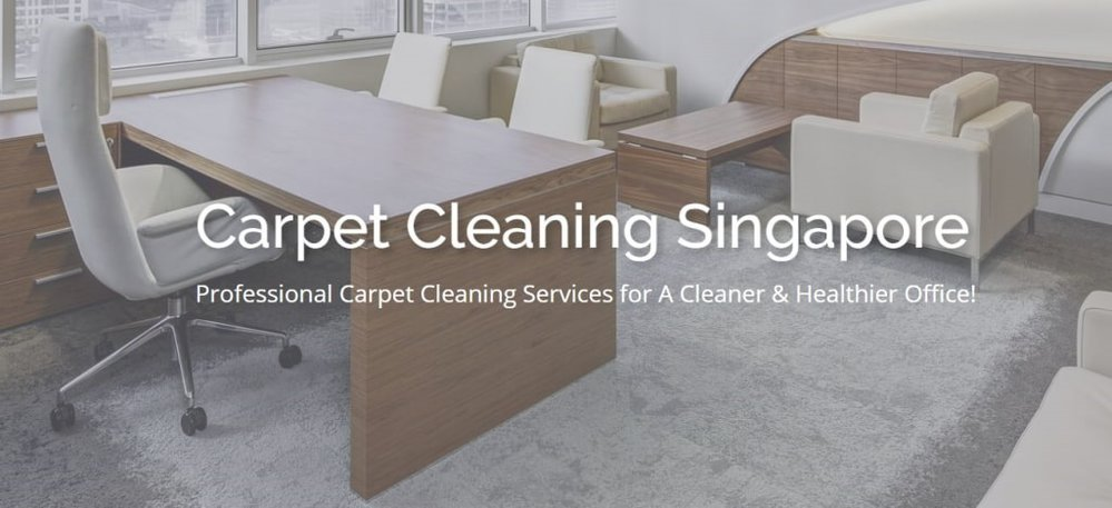 Carpet Cleaning Singapore cover