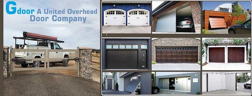 Residential & Commercial Garage Door cover