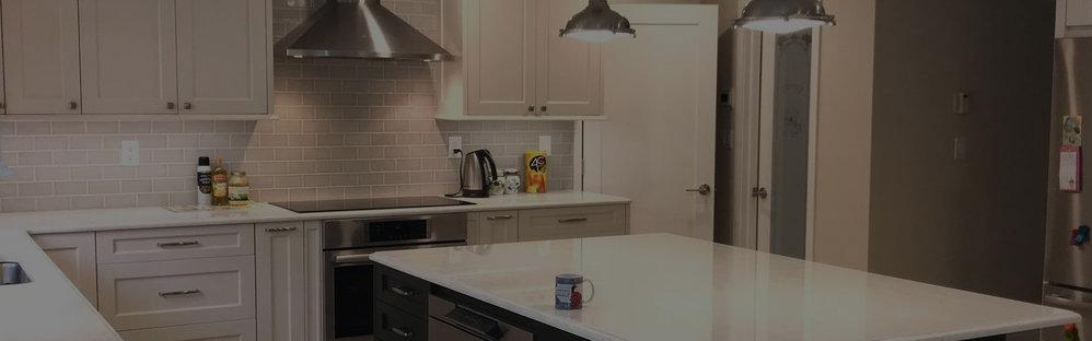 Kitchen & Bathroom Remodeling Contractors cover