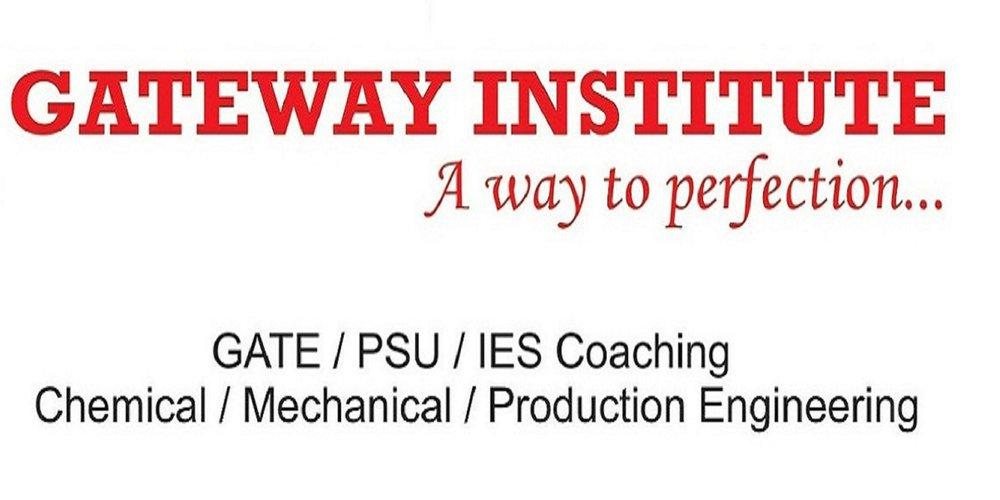 Gateway Institute cover
