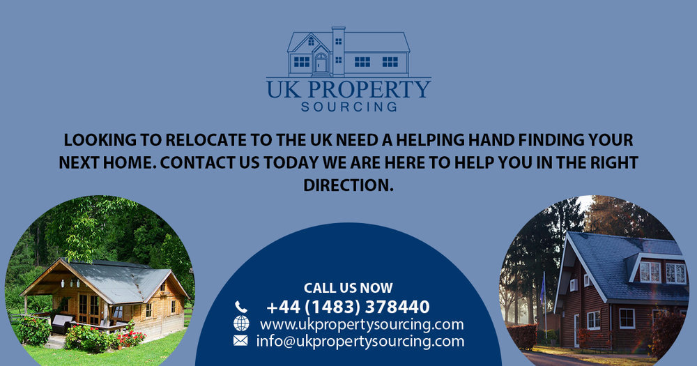 Uk Property Sourcing cover