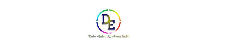 Data Entry Solutions India cover