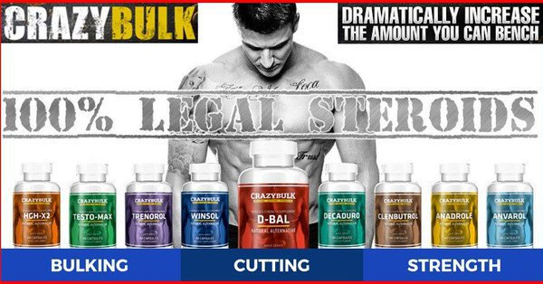 Legal Steroids for Sale cover