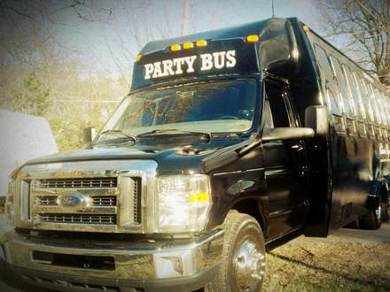 Party Bus Charlotte cover