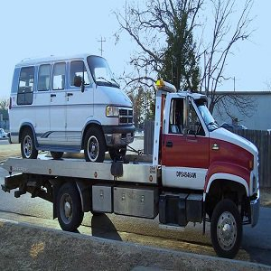 Markham Towing Svc cover