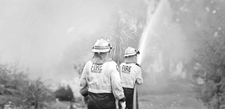 Lincoln Volunteer Fire Brigade cover