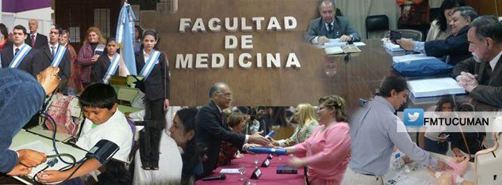 Facultad de Medicina de la Universidad Nacional de Tucumán cover
