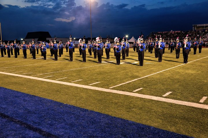 Walled Lake Western Bands cover