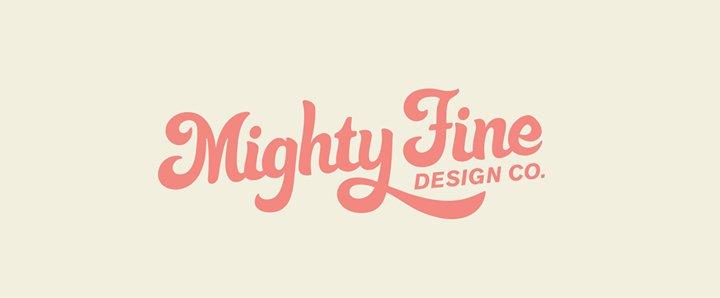 Mighty Fine Design Co. cover