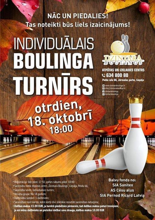 Dzintara Boulings cover