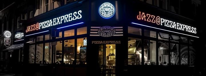 PizzaExpress Live cover