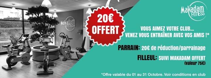 Makadam Fitness Rennes / Cesson Sévigné cover