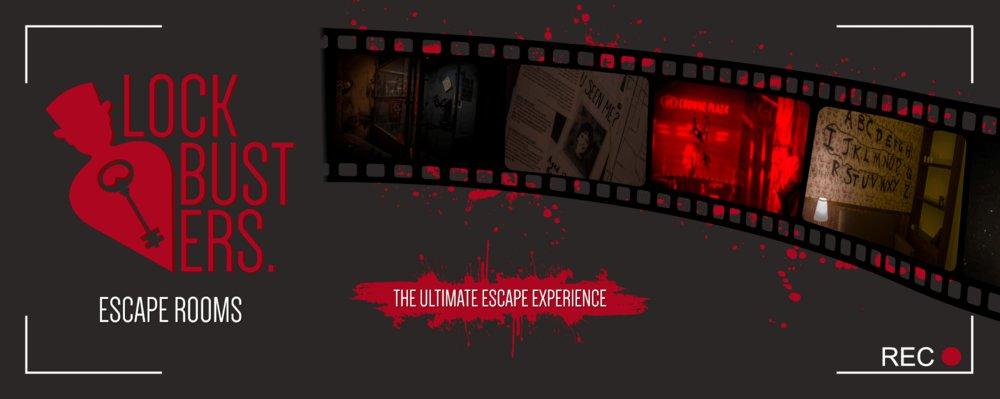 Lockbusters Escape Rooms cover