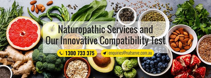 Naturopathic Services Pty Ltd cover
