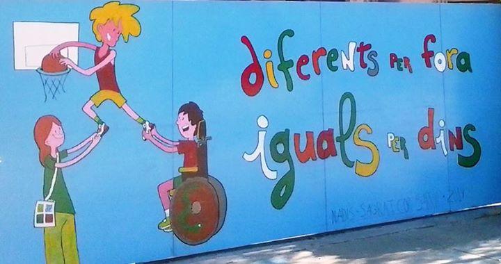 Escola Nadís - Sagrat Cor Sarrià cover