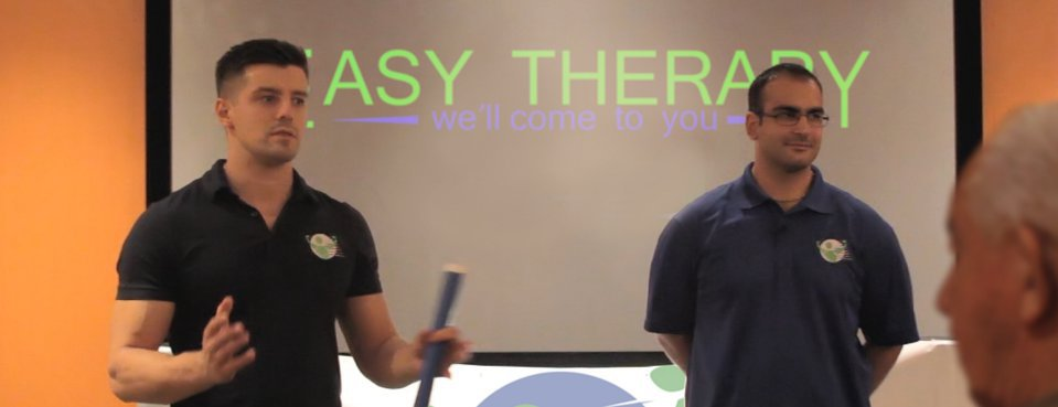 Easy Therapy - Coquitlam cover