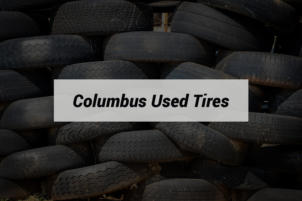 Columbus Used Tires cover