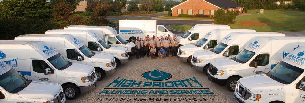 High Priority Plumbing of Douglasville cover